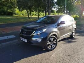 2010 Kia Sportage 2.0 AWD First Edition