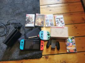Huge Nintendo switch bundle!