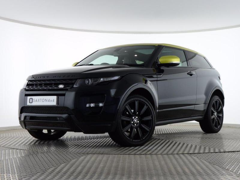 2013 land rover range rover evoque 2 2 sd4 special edition 4x4 3dr in chelmsford essex gumtree. Black Bedroom Furniture Sets. Home Design Ideas