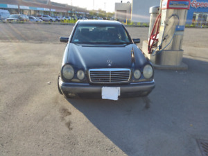 1996 Mercedes Benz E320 !!!!! Comes With Emmision And Safety