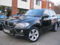 2007 57-Reg BMW X5 3.0d SE Auto,NEW MODEL,DYNAMIC PACK,SAT NAV,XENONS