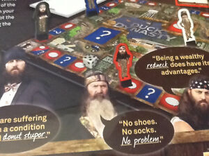 BRAND NEW DUCK DYNASTY REDNECK WISDOM FAMILY PARTY GAME London Ontario image 4