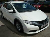 2012/62 Honda Civic 1.4 i-VTEC SE 5dr