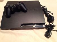 Sony PS3 250gb with games & SingStar mic's bundle