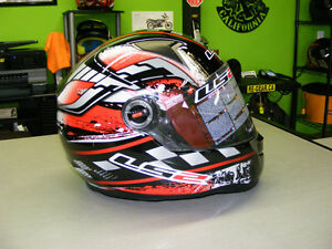 LS2 - Full Face Helmets - PUMP System - NEW at RE-GEAR Kingston Kingston Area image 3