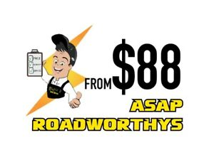 Roadworthy Safety Certificates & Pre Purchase inspections Brisbane City Brisbane North West Preview