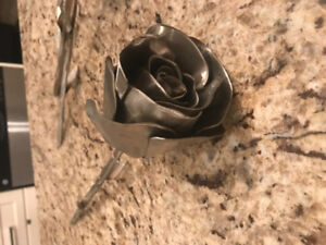 Stainless steel roses - Valentine's Day