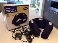 Scholl Neck Massager with sound