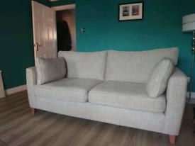 Forrest Furnishings Fabric 3 Seater Sofa