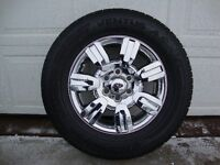 """18"""" FORD F-150 WHEELS/TIRES - NEW!! - SACRIFICE FOR $1450!!!!"""