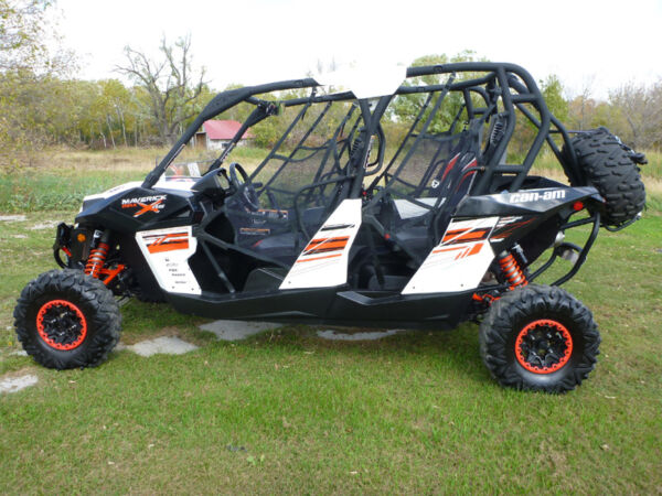 Used 2014 Can-Am Maverick MAX X rs Xrs DPS 1000R