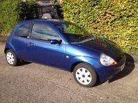 Ford KA 2007 low mileage and full service history