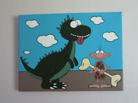 Original Painting-Great for Child's Room