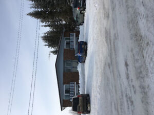 2 Bedroom apt for rent in Smoky Lake AB