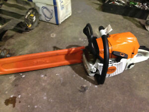 STIHL MS 362C Chainsaw excellent condition $649