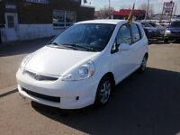 HONDA FIT 2008 AUTOMATIQUE LX