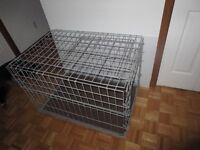 grande cage en métal pour chien