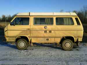 Wanted: catalytic converter for 86 vanagon