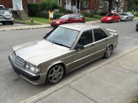 1987 Mercedes-Benz 190-Series 2.3 16V Cosworth Berline