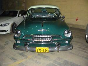 Plymouth Savoy 1954 (Nouveau prix)