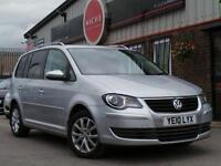 2010 Volkswagen Touran 2.0 TDI Match 5dr 7 Seats 5 door MPV