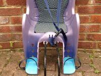 Sittybike Special Rear Child Bike Seat
