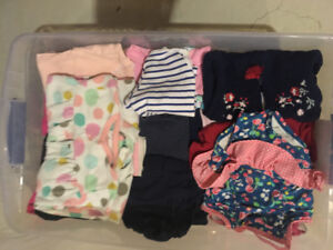 Baby girl clothing 6 to 12 months