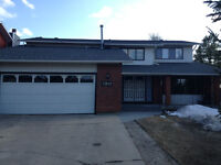 Spacious family home with large lot in mature neighborhood
