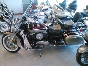 Moto Kawasaki Nomad 2004