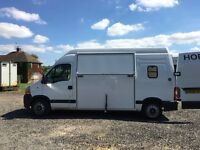3.5 Tonne Van Conversion