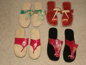 Ethnic Shoes for sales, size 8 & 9