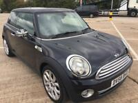 MINI COOPER 1.6 2008>PRICE REDUCED< SUPER CONDITION..F S H..LEATHER.DRIVES GREAT