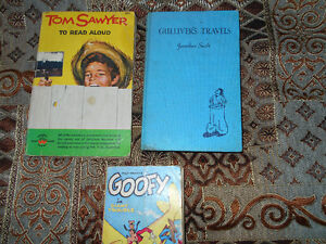 Children and Young Adult books