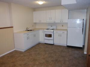 1 Bedroom Basement Suite for Rent in Devon