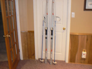 Rossignol OSLO Womens Cross Country skis