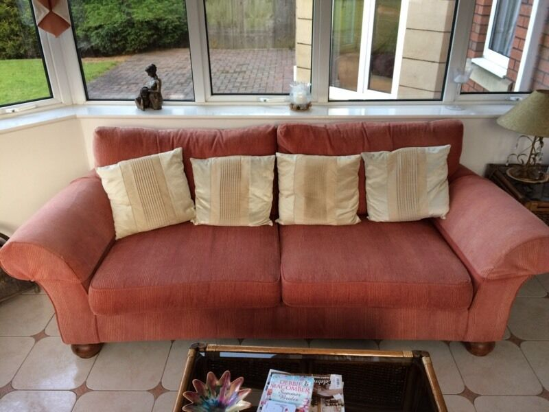 Offers welcome - Large 3 person sofa