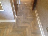 Laminate Hardwood Engineered & LVT Floor Fitters Glasgow Competitive Prices