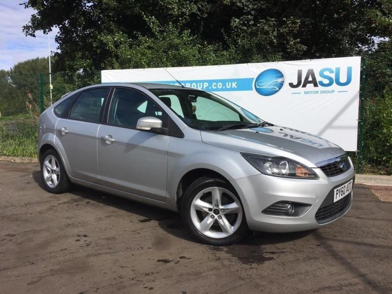 2011 Ford Focus 1.6 TDCi DPF Zetec Hatchback 5dr Diesel Manual (115 g/km,