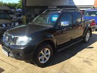 Nissan Navara 2.5dCi 2014 ( EU V ) Tekna 56,000 MILES