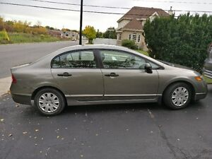 2006 Honda civic  DX-G Sedan West Island Greater Montréal image 1