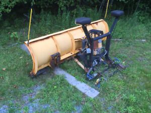 7'5 Meyer Straight Plow for Chev/GMC 1500 $2500