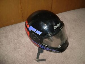 YAMAHA SNO-FORCE HELMET ( Snowmobile )  LARGE  7 1/4 - 7 3/8