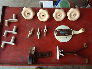 Assorted Prowler Interior Window & Vent Cranks
