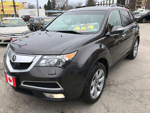 2011 Acura MDX ELITE 7 SEATER NAVI CAMERA BLUE TOOTH...PERFECT