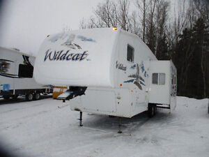 2007 Forest River Wildcat  29BHBP
