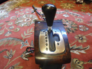 AUTOMATIQUE SHIFTER AUDI A4 1.8T 2001