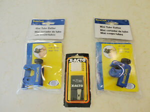 Two New Brasscraft Mini Tube Plumbing Cutters $8.00 each Kitchener / Waterloo Kitchener Area image 1