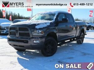 2017 Ram 3500 Laramie  - Leather Seats -  Heated Seats - $459.01