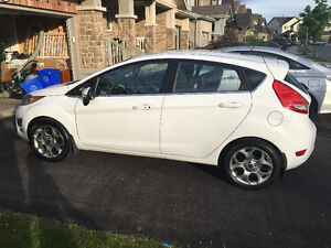 Very clean inside outside - 2012 Ford Fiesta SES Hatchback