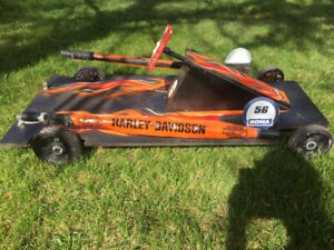 Awesome Soap Box Derby Cart